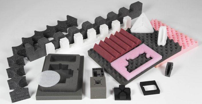 Maven Packaging Custom Foam
